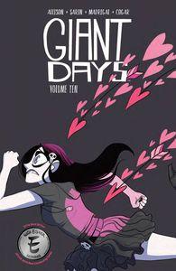 [Giant Days: Volume 10 (Product Image)]