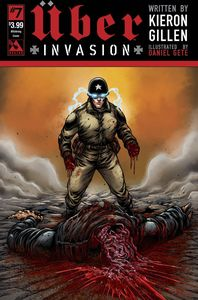 [Uber: Invasion #7 (Blitzkreig Cover) (Product Image)]