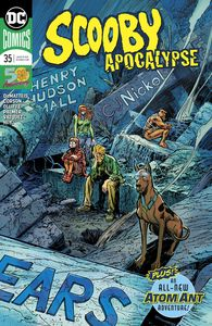 [Scooby Apocalypse #35 (Product Image)]