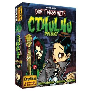 [Don't Mess With Cthulhu (Deluxe Edition) (Product Image)]
