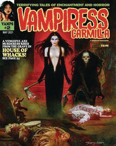 [Vampiress Carmilla Magazine #2 (Product Image)]
