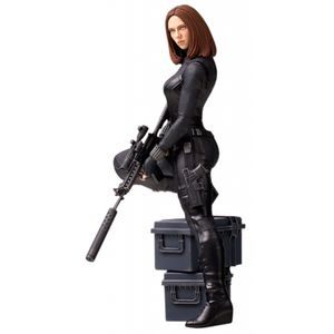 [Marvel: Captain America: The Winter Soldier: Statue: Black Widow (Product Image)]