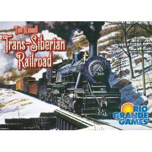 [Trans-Siberian Railroad (Product Image)]