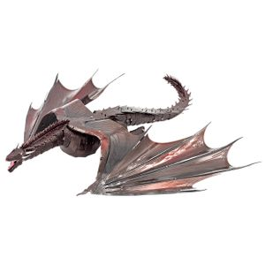 [Game Of Thrones: Metal Earth Model Kit: Drogon (Product Image)]