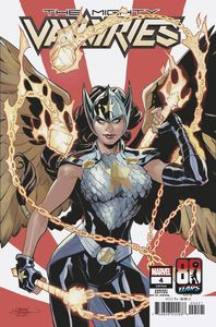 [Mighty Valkyries #4 (Dodson Captain America 80th Variant) (Product Image)]