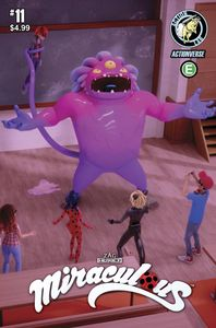 [Miraculous #11 (Cover B) (Product Image)]
