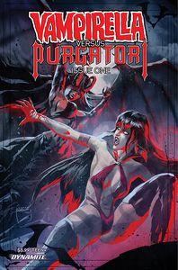 [Vampirella Vs Purgatori #1 (Cover D Kudranski) (Product Image)]