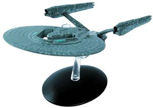 [Star Trek: Starships Figure Collection Magazine Special #3 USS Vengeance (Product Image)]
