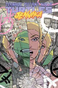 [Teenage Mutant Ninja Turtles: Jennika (Product Image)]