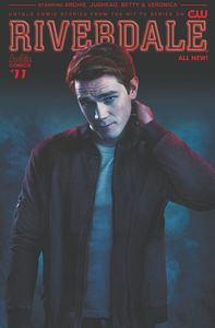 [Riverdale (Ongoing) #11 (Cover A Cw Photo) (Product Image)]