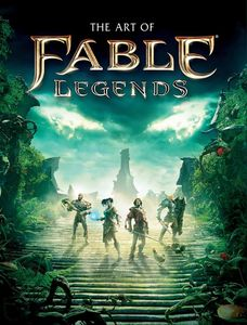 [The Art Of Fable Legends (Hardcover) (Product Image)]