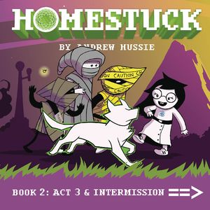 [Homestuck: Volume 2 Act 3 & Intermission (Hardcover) (Product Image)]