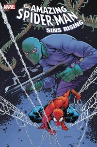 [The cover for Amazing Spider-Man: Sins Rising: Prelude #1]