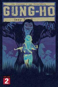 [Gung Ho Sexy Beast #2 (Charlie Adlard Negative Variant) (Product Image)]
