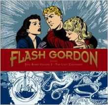 [Flash Gordon Dailies: Dan Barry Volume 2: The Lost Continent (Product Image)]