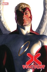 [X-Factor #4 (Alex Ross Angel Timeless Variant XOS) (Product Image)]