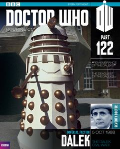 [Doctor Who: Figurine Collection #122: Dalek Remembrance (Product Image)]