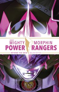 [Mighty Morphin Power Rangers: Beyond The Grid (Deluxe Edition Hardcover) (Product Image)]