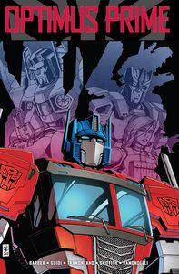 [Transformers: Optimus Prime: Volume 3 (Product Image)]