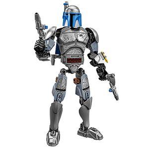 [Star Wars: Constraction: Lego: Jango Fett (Product Image)]