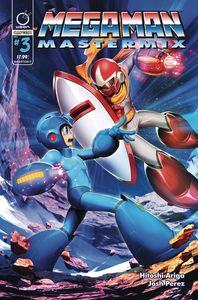 [Mega: Man Mastermix #3 (Cover B Genzoman) (Product Image)]