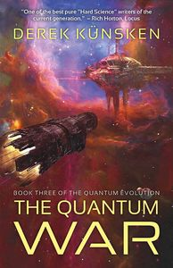 [Quantum Evolution: Book 3: The Quantum War (Product Image)]