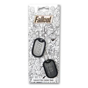 [Fallout: Dog Tag: Vault 101 (Product Image)]