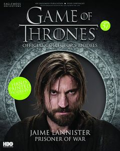 [Game Of Thrones: Model Figure Collection Magazine #37 Jaime Lannister (Prisoner) (Product Image)]