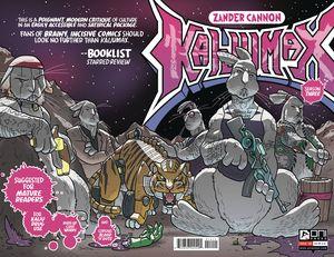 [Kaijumax: Season 3 #2 (Product Image)]