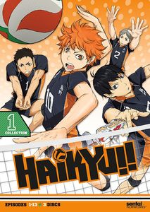 [Haikyu!!: Collection 1 (Product Image)]