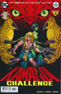 [Kamandi Challenge #3 (Variant Edition) (Product Image)]