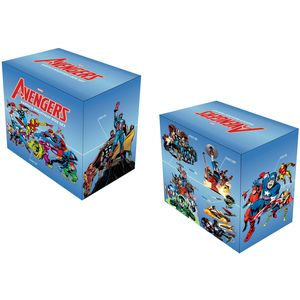 [Avengers: Earth's Mightiest Box Set Slipcase (Product Image)]