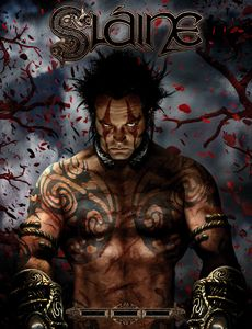 [2000AD: Slaine: The Book Of Scars (Hardcover) (Product Image)]