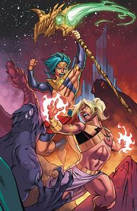 [Book Of Lyaxia #3 (Cover B Collete Turner) (Product Image)]