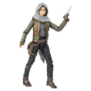 [Rogue One: A Star Wars Story: Black Series: Wave 1 Action Figures: Jyn Erso Jedha (Product Image)]