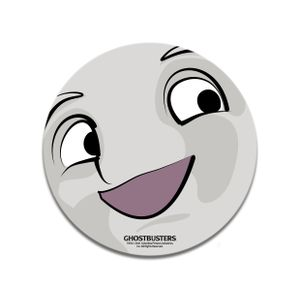 [Ghostbusters: Afterlife: Coaster: Mini-Puft Face (Product Image)]