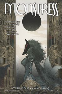 [Monstress Volume 1 (Exclusive Signed Mini Print Edition) (Product Image)]