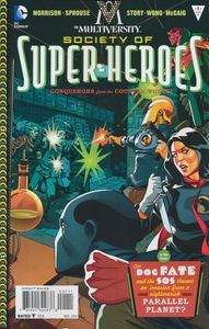 [Multiversity: The Society Of Super-Heroes #1 (Product Image)]