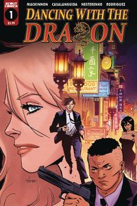 [Dancing With The Dragon #1 (Cover A Casalanguida) (Product Image)]