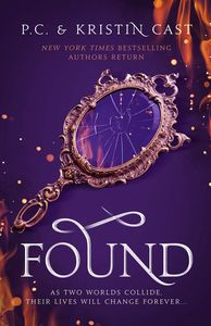 [House Of Night Other Worlds: Book 4: Found (Product Image)]