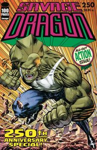 [Savage Dragon #250 (Cover A Larsen) (Product Image)]