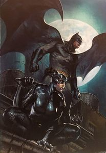 [Batman/Catwoman #1 (Gabriele Dell'otto Exclusive Team Variant) (Product Image)]