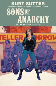 [Sons Of Anarchy: Legacy Edition: Volume 2 (Product Image)]