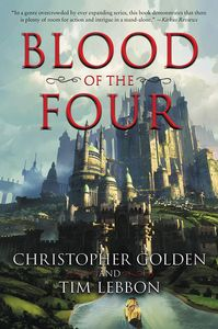 [Blood Of The Four (Product Image)]