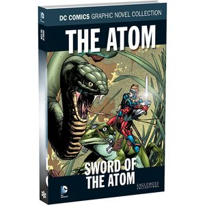 [DC Graphic Novel Collection: Volume 155: Sword Of The Atom (Hardcover) (Product Image)]