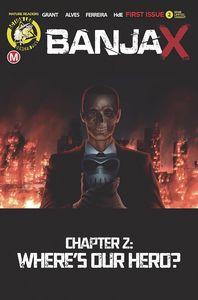[Banjax #2 (Cover B Alves) (Product Image)]