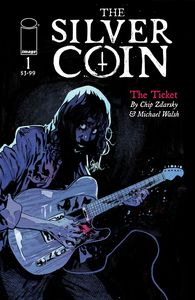 [The Silver Coin #1 (Cover A Walsh) (Product Image)]