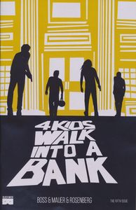 [4 Kids Walk Into A Bank #5 (Product Image)]