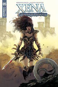 [Xena #5 (Cover A Davila) (Product Image)]