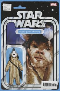 [Star Wars #53 (Christopher Action Figure Variant) (Product Image)]